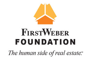 First Weber Foundation logo.