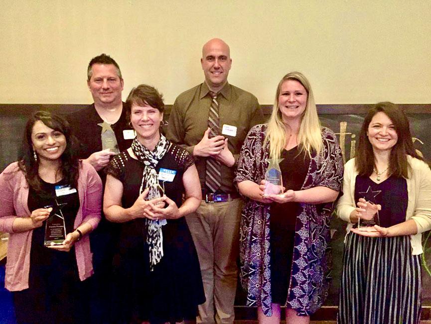 2017-18 Shorewood Teaching Award Recipients