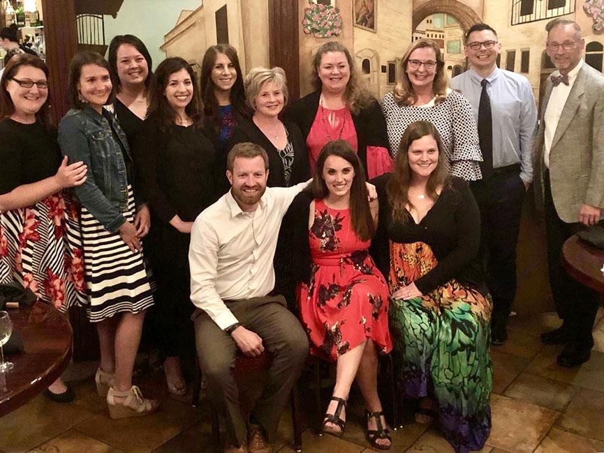 2018-19 Shorewood Teaching Award Recipients
