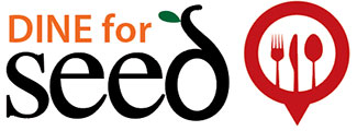 Dine for SEED logo.