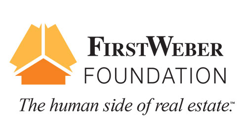 First Weber Foundation logo.