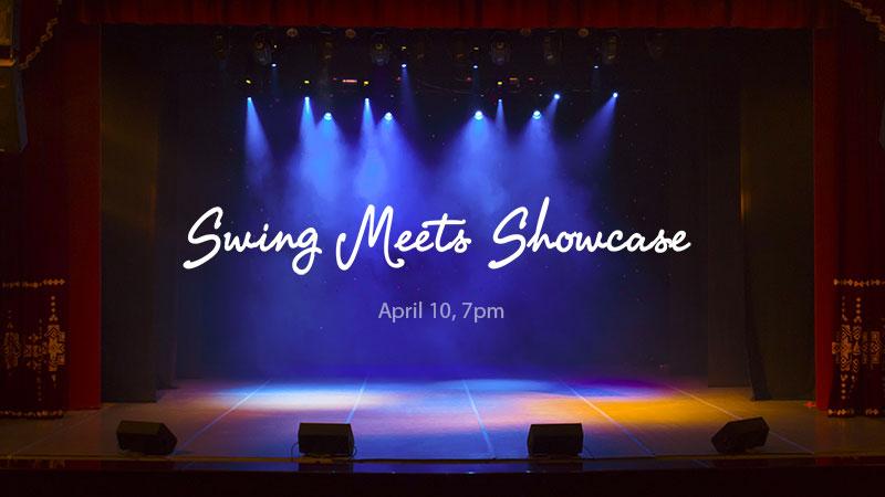 Swing Meets Showcase 2021